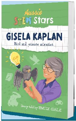 Aussie Stem Stars: Gisela Kaplan